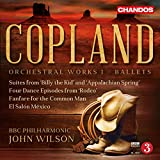 Copland: Orchestral Works, Vol. 1 - Ballets