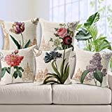 Aart Abstract Designer Cushion Cover wit...