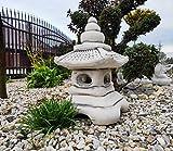 "Pagoda / lanterna da giardino in pietra / cemento in stile giapponese ""Nepal Peace"""