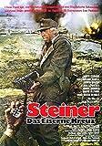 Steiner - Das Eiserne Kreuz (1977) | original Filmplakat, Poster [Din A1, 59 x 84 cm]