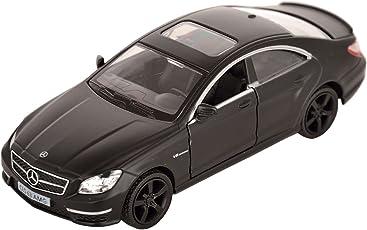 RMZ Mercedes Benz CLS 63 AMG, Matte Black (5-inch)