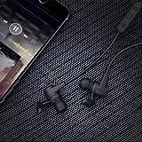 AUKEY Bluetooth Kopfhörer in Ear mit AptX, 3 EQ Klangmodi und 8 Stunden Spielzeit, magnetische Bluetooth 4.1 Headset mit Mikrofon und Aufbewahrungsbeutel für Apple Watch, iPhone, Samsung, Echo Dot und Weitere Geräte