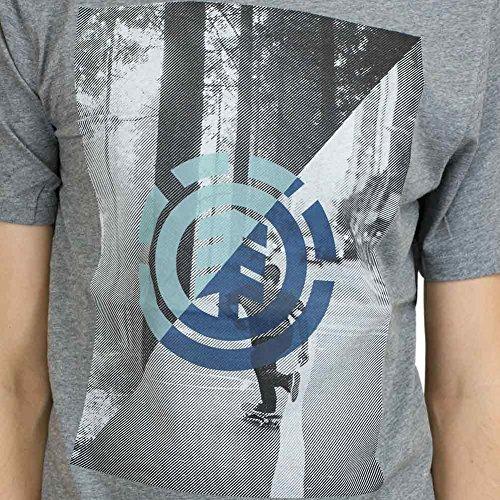 Element T-Shirt City Trees grau Grau