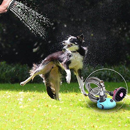 Bazaar Multifunktional Pet Hund Katze Dusche Kopf Shampoo Bürste Fellpflege Badewanne Wasser Spray Spritze