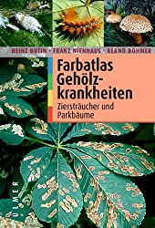 Farbatlas Gehölzkrankheiten: Ziersträucher und Parkbäume