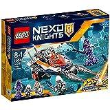 LEGO Nexo Knights 70348 - Lances Doppellanzen-Cruiser, Spaßiges Spielzeug für Jungen und Mädchen