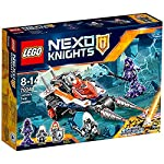 LEGO NEXO KNIGHTS The Book of Knights: Includes Exclusive Merlok Minifigure  LEGO