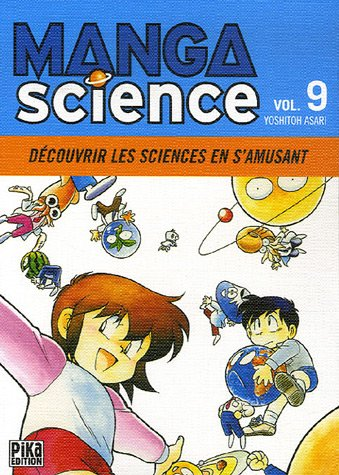 Manga Science Edition simple Tome 9
