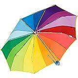 Mini Parapluie de poche iX-Brella rainbow pocket 16 couleurs - Arc-en-ciel de 97 cm de diamètre