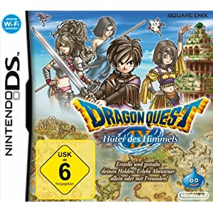 Dragon Quest IX: Hüter des Himmels [Edizione: Germania]