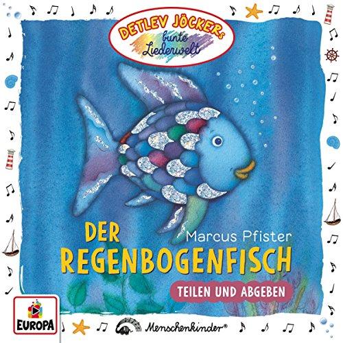 Der Regenbogenfisch-Teilen und Abgeben