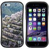"Super Galaxy iFace Series Tpu Silicona Carcasa Funda Case // F00029088 Valle de almendros en flor // Apple iPhone 6 6S 6G PLUS 5.5"""