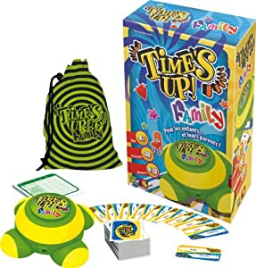 Asmodee - TU07GMS - Jeux d'ambiance - Time's Up! Family Boite GMS
