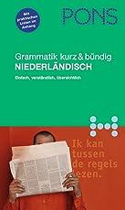 PONS Grammatik Niederländisch kurz & bündig