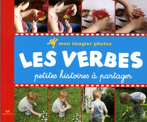 Mon imagier photos Les verbes