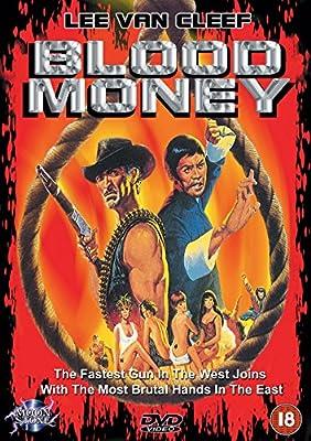 Blood Money Classic Lee Van Cleef Western DVD NEW-KOSTENLOSE LIEFERUNG