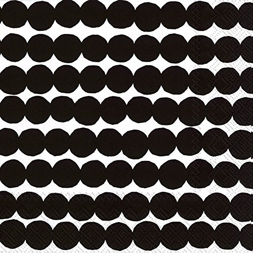 marimekko-cocktail-napkins-rsym-atto-black-25x-25cm