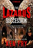 Book cover image for The Lazarus Succession: An Epic Historical Thriller