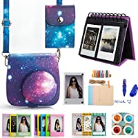 Woodmin Galaxy 10-in-1 Accessori Bundle per Fujifilm Instax Mini 8