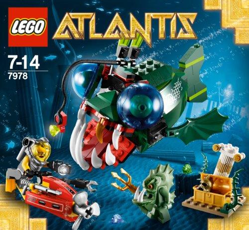 Imagen 1 de LEGO Atlantis 7978 - Ataque al Pescador (ref. 4584112)