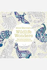 Millie Marotta's Wildlife Wonders: favourite illustrations from colouring adventures (Colouring Books) Paperback