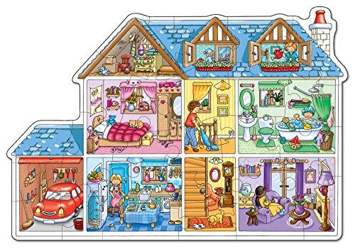 Кукольный домик на английском языке