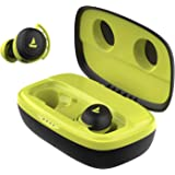 boAt Airdopes 441 Pro TWS Ear-Buds with IWP Technology, Up to 150H Playback with Case, Power Bank Function, IPX7 Water Resist