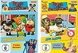 2 DVDs - Timmy das Schäfchen : bringt Freude + auf Achse im Set - Deutsche Originalware [2 DVDs]