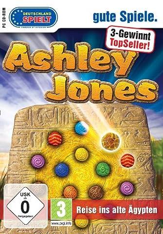 Ashley Jones : Reise ins alte Ägypten [import allemand]
