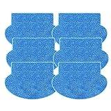 N / A Youriaa Lot de 6 serpillères pour AMIBOT Prime/Pure/Pulse/Flex H2O