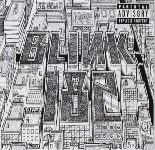 Blink 182: Neighborhoods (Audio CD)