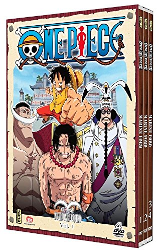 One Piece - Marine Ford - Coffret 1