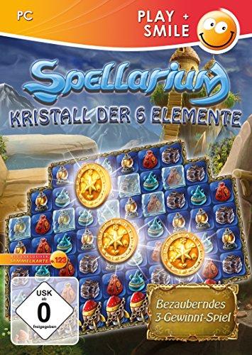 Spellarium: Kristall der 6 Elemente