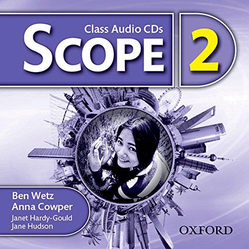 Scope 2. Class Audio Cd (X3)
