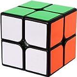 ROXENDA Speed Cube Professionale 2x2 Magic Cube - Facile da Girare e Smooth Play - Adesivo Super Resistente con Colori…