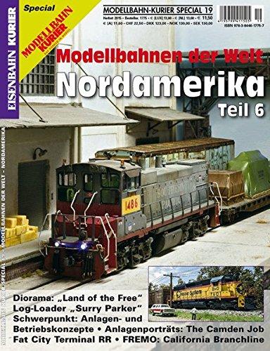 Modellbahnen der Welt- Nordamerika Teil 6 (Modellbahn-Kurier Special) Terminal Feed