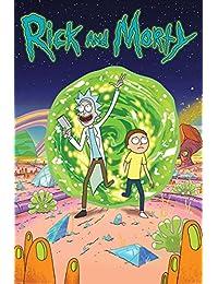 Rick and Morty Maxi Poster 61 x 91,5 cm Rick & Morty Portal