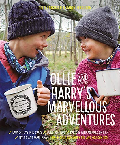 Ollie and Harry's Marvellous Adventures (International Edition) (English Edition)