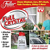 ESHOO Full Crystal Outdoor Glass Cleaner, Window and All Purpose Cleaner As Seen On TV