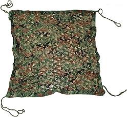 SJMWZW Tarnnetz Camouflage Tarnnetz Verwendet für Camping verstecken Jagd Tarnzelt Tarnung Sonnenschirm Fotografie Party Spiel Halloween Weihnachtsdekoration