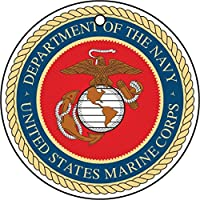 Deodorante Per Auto US NAVY MARINE CORPS ARMED FORCES