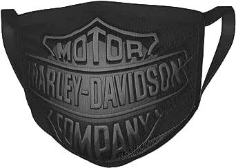 Custom Made Harley Davidson Mundschutz Maske Wiederverwendbare Tuch Gesichtsmaske Waschbar Bandana Gesichtsmaske Sun Dust Cover Balaclava Schal Zum Angeln Radfahren Bekleidung