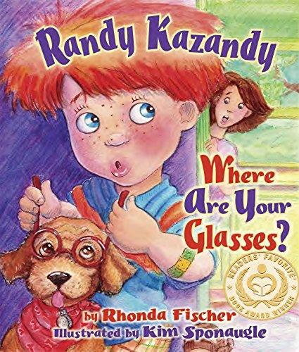 Randy Kazandy Where Are Your Glasses? (English Edition)