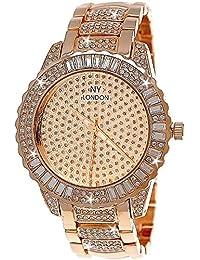 Pure time-damenuhren 23001–4–Armbanduhr Damen