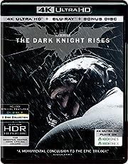 The Dark Knight Rises (4K UHD + HD + Bonus) (3-Disc Set)