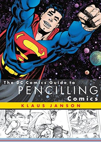 The DC Comics Guide to Pencilling Comics par Klaus Janson