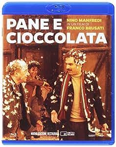 Pane e cioccolata [Blu-ray] [IT Import]