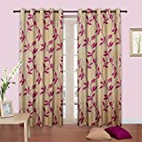 Cortina New Supreme Door Curtain (2PC)
