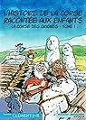 L'histoire de la Corse racontée aux enfants, tome 1 : La Corse des origines par Espinosa