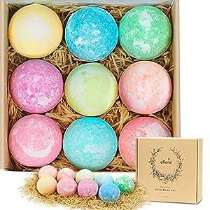 Bombe da bagno colorate regalo bombe bagno - Bombe da bagno effervescenti ...